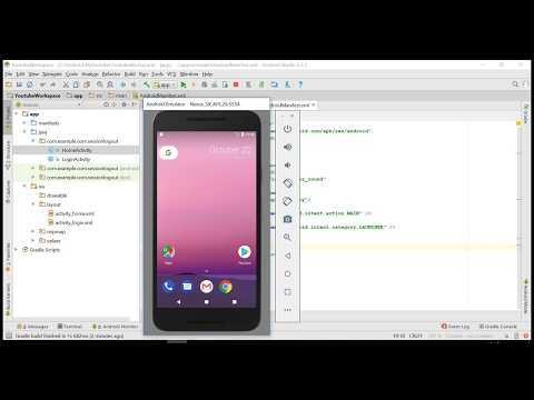 Android Application Detect User Inactivity Or Session Timeout