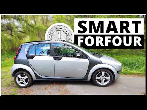 SKARBONKA (nowa Seria): Smart ForFour - Dziecko Romansu