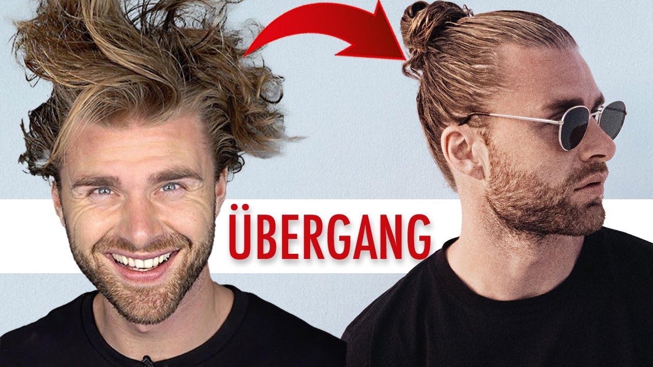 Haare frisur lange herren Langhaarfrisuren Männer: