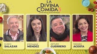 La Divina Comida - Eliseo Salazar, Steffi Méndez, Tamara Acosta y Arturo Guerrero
