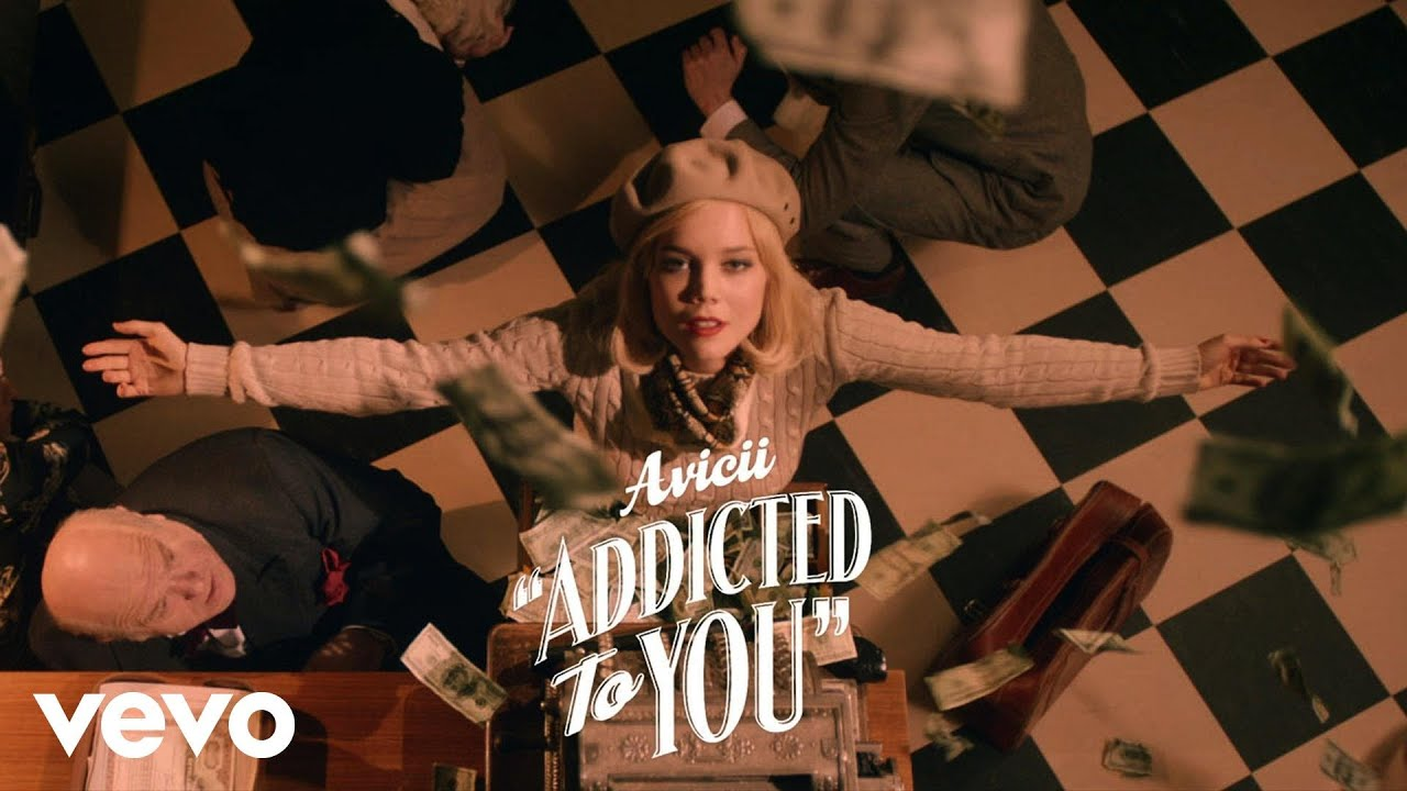 Avicii Addicted To You Youtube