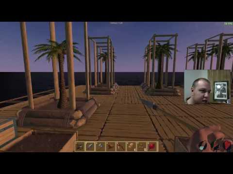 The Raft #5 Gece Gündüz Döngüsü
