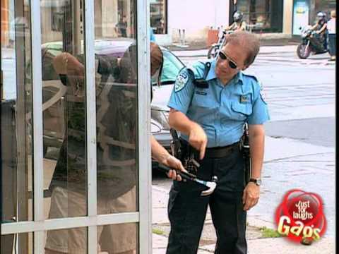 Phone Booth Thief