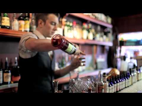 Bartenders On Amaro
