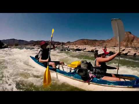 DHPS-Oranje-Exkursion (Kl. 10) - DHPS-Orange River Excursion (Gr.10)