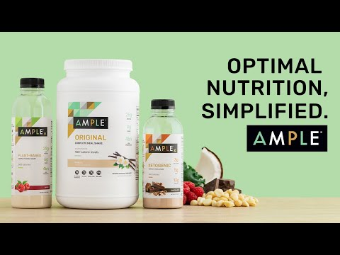 About Us - Ample Meal – Ample Foods