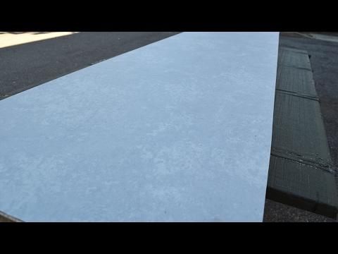 Horizontal (Desktop - Tabletop) Peel and Stick Application - Peelstix by Dackor