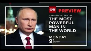 FAREED ZAKARIA : CNN Special Report :The Most Powerful Man in The World #putin #russia #trump