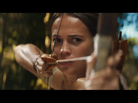 Download Youtube: The 2nd Tomb Raider Trailer Is Much Better