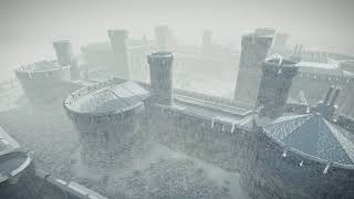 Beaumaris Castle Visualisation