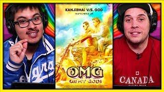 OMG Oh My God! Trailer Reaction Video | Akshay Kumar | Paresh Rawal | Umesh Shukla | Discussion