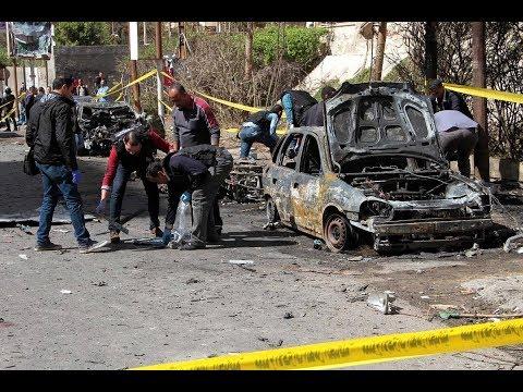 ادانات دولية لتفجير الاسكندرية في مصر  - نشر قبل 1 ساعة