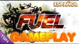 FUEL GAMEPLAY ESPAÑOL