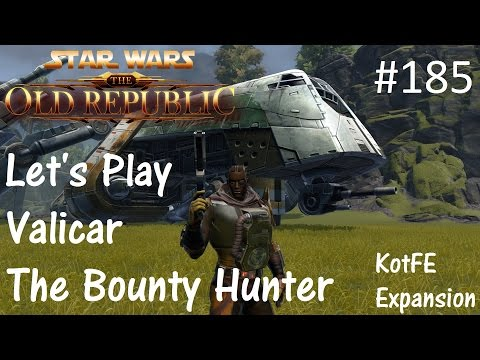 Let's Play SWTOR: Bounty Hunter Part 185 [Death Before Dishonour]