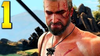 """The Witcher 3: Hearts of Stone - Part 1 """"EVIL"""