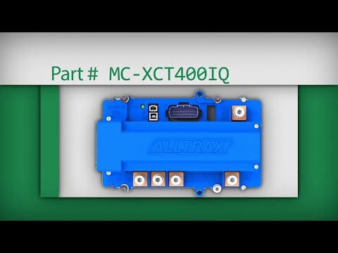 Alltrax Golf Cart Controller Product Testing XCT 400amp on Club Car Precedent EXCEL