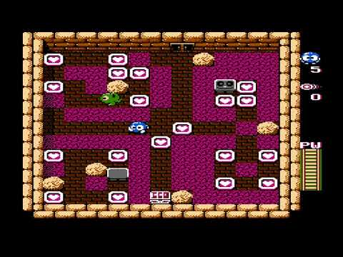 Sunday Longplay - Adventures of Lolo (Japan)