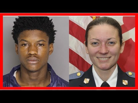 Breaking News | 16-year-old male charged with murder after running over female Baltimore cop