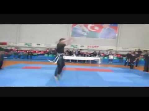 Azerbaijan Tricking Sport Club Tourney part 3