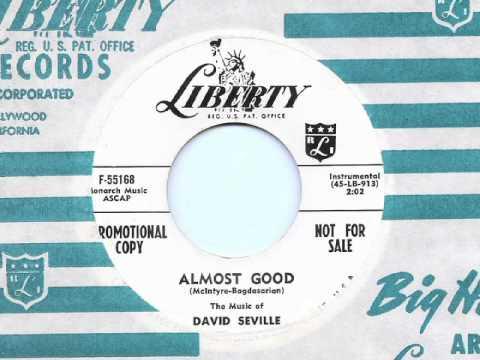 David Seville - Almost Good