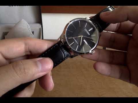 นาฬิกา Citizen Automatic NH8350-08E Men's Watch