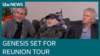 Genesis reunite for first tour in 13 years | ITV News