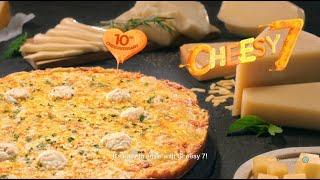 Pizza Hut Cheesy 7 2020 - Say Cheese (6S)