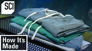 Cleaning Hospital Laundry | How It's Made