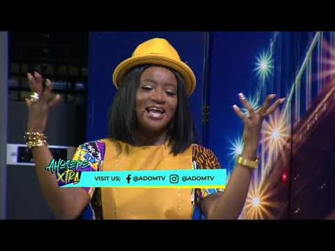 Ahosepe Xtra with Sister Sandy on Adom TV (19-6-21)