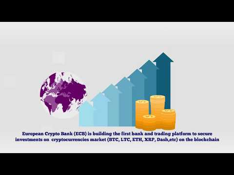 Let's Build Together a Private Crypto Bank & Wealth Management using European Crypto Bank