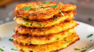 Картофельные драники - готовятся молниеносно и так же быстро исчезают со стола! | Appetitno.TV