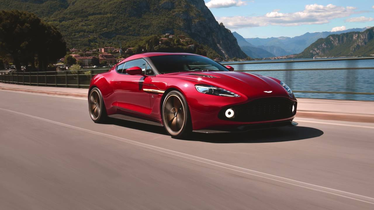 introducing the limited edition vanquish zagato | aston martin