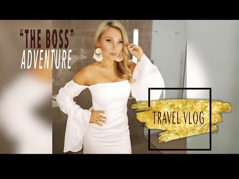 TRAVELLING TO DUBAI + LIVE ON TV?! | CEO Travel Vlog #2