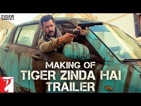 Making of Tiger Zinda Hai Trailer   Salman Khan   Katrina Kaif   Ali Abbas Zafar