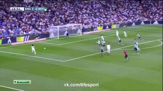 реал Мадрид   Бетис 5 0 Обзор матча и голы
