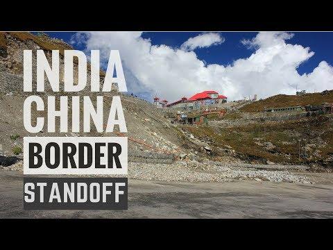 Reason Behind India-China Border Standoff Escalation.🤞🤞..........