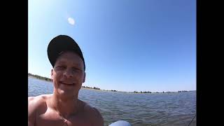 Рыбалка лето 2019 Астраханская область Харабали Река Ахтуба база отдыха Судачье Место