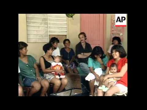 NICARAGUA: REFUGE SET UP TO GET PROSTITUTES OFF OF THE STREETS