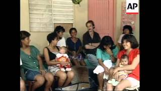 NICARAGUA: REFUGE SET UP TO GET PROSTITUTES OFF OF THE STREETS