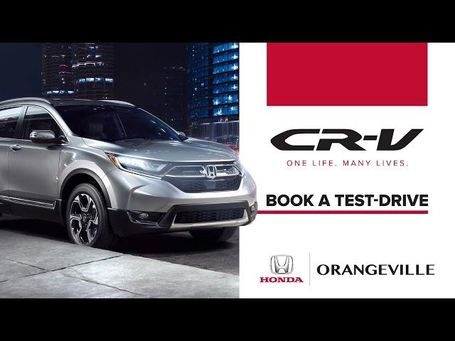 Creative Display - Honda CRV