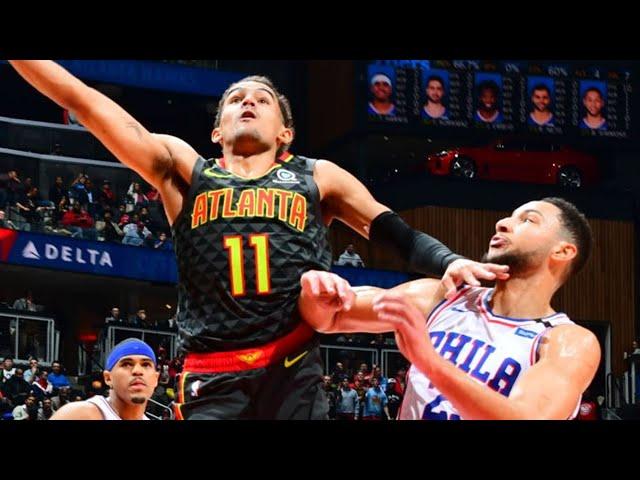 Atlanta Hawks vs Philadelphia 76ers Full Game Highlights | January 30, 2019-20 NBA Season