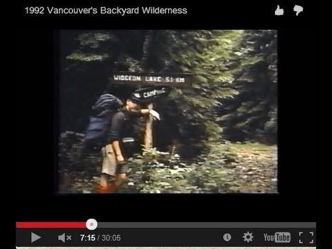 1992 Vancouver's Backyard Wilderness