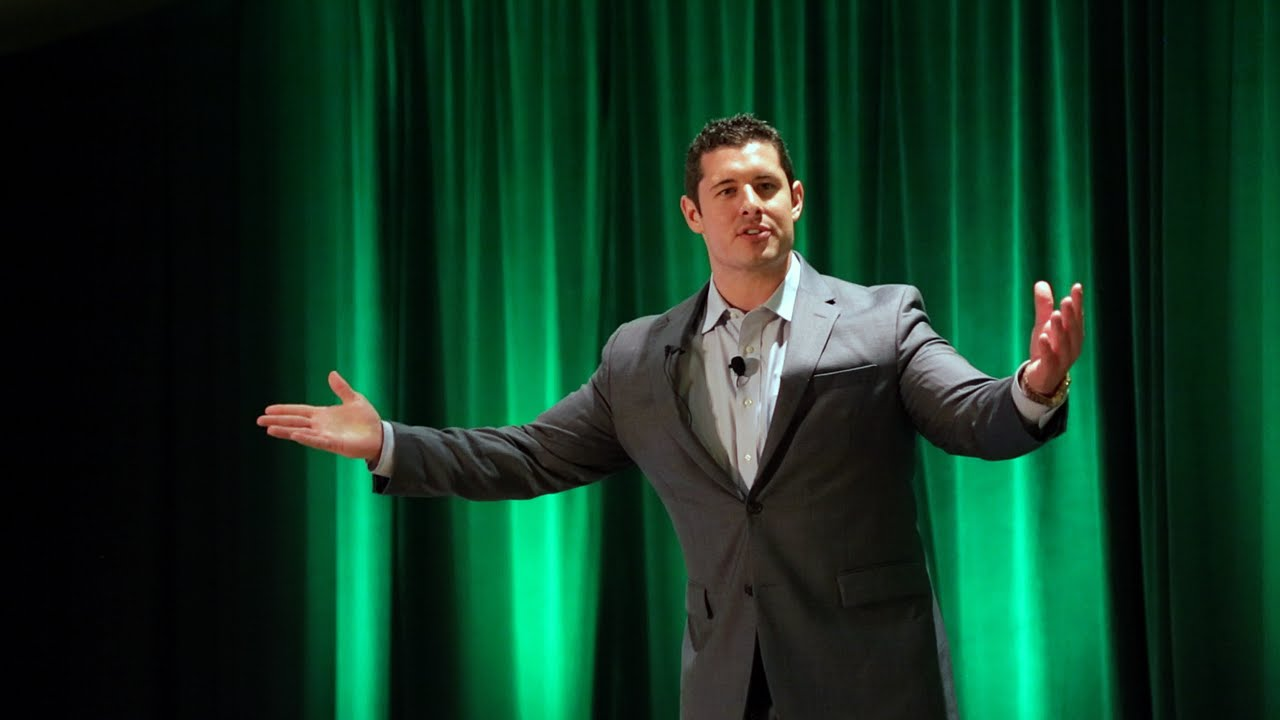 Matt Mayberry - Keynote Motivational Speaker - YouTube