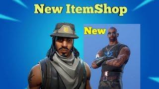 Fortnite Item Shop 1.8.19 I New SKIN + Male Recon EXPERT SKIN I Fortnite Battle Royale SHOP
