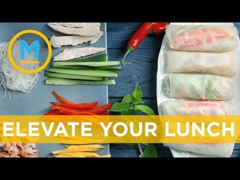 How to elevate that boring lunch with these easy and healthy tips | Your Morning