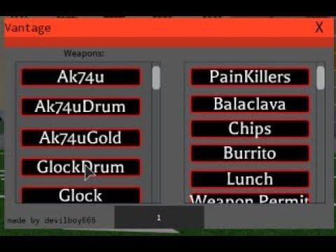 Roblox rrp2 spawner/info ammo - Видео онлайн