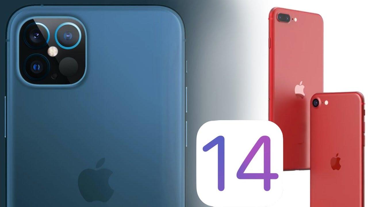 iPhone 12 erst 2021? - 2 iPhone SE 2 / 9 Modelle -- Neue ...