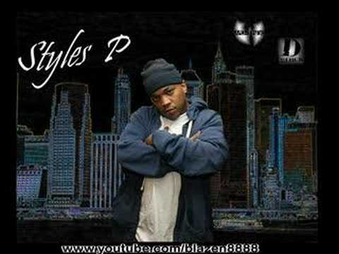 Styles P - Freestyle (Wu-Tang tracks)