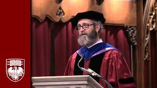 The 521st Convocation Address, University Ceremony - The University of Chicago