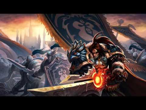 World of Warcraft - реплики Вариана Ринна.